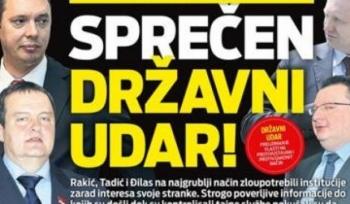 Serbi, dyshohet për skenar të demokratëve për grusht shteti