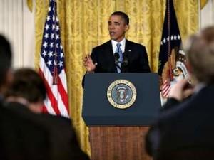 Obama-fjalim