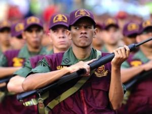 venezuela-ushtaret