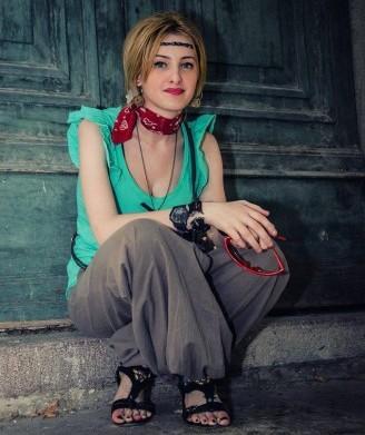 Denisa Gekovi, shqiptarja protagoniste në një film indian
