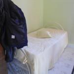 Krevati ku ka fjetur per 32 vjet Nafija
