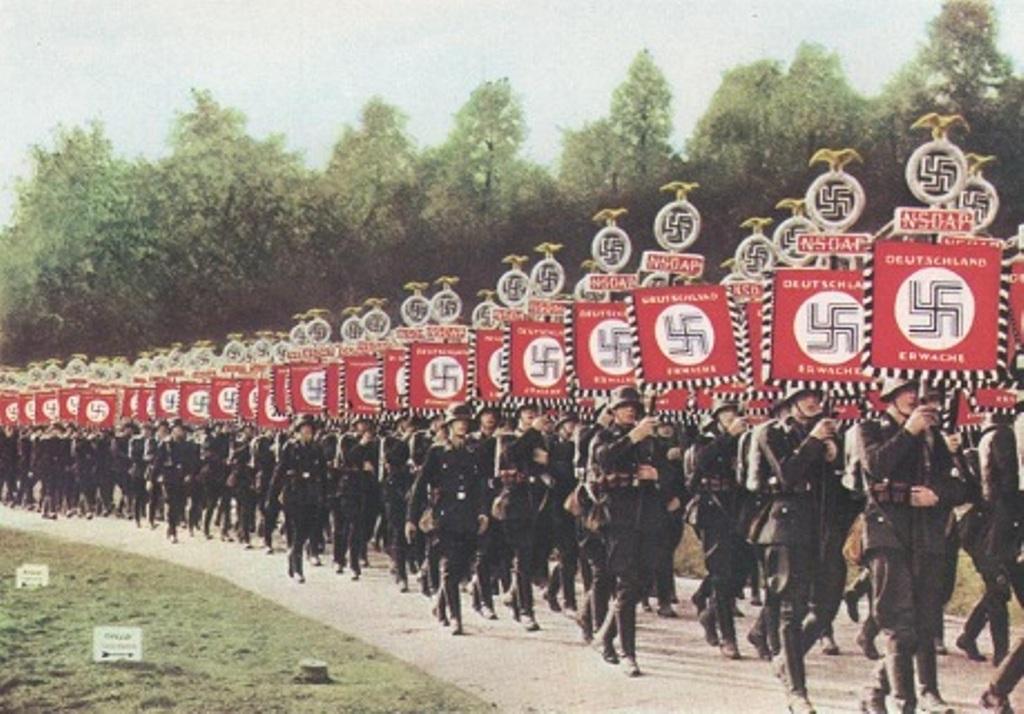 Veprimtaria e autoriteteve dhe trupave gjermane në Shqipëri, kishte karakter plotësisht pushtues