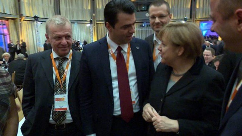 Basha pas kthimit nga Berlini:Rama të marrë përgjegjësitë e tij për të lejuar arrestimin e Tahirit