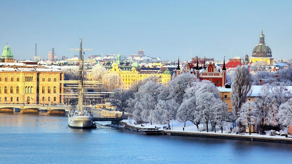 Ruçi në Suedi takon Urban Ahlin