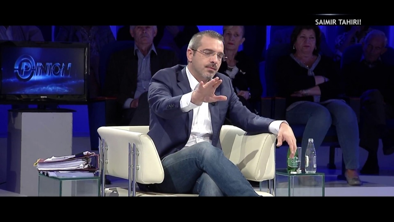 Saimir Tahiri: Ka njerëz që kanë lubrifikuar mekanizma të caktuar