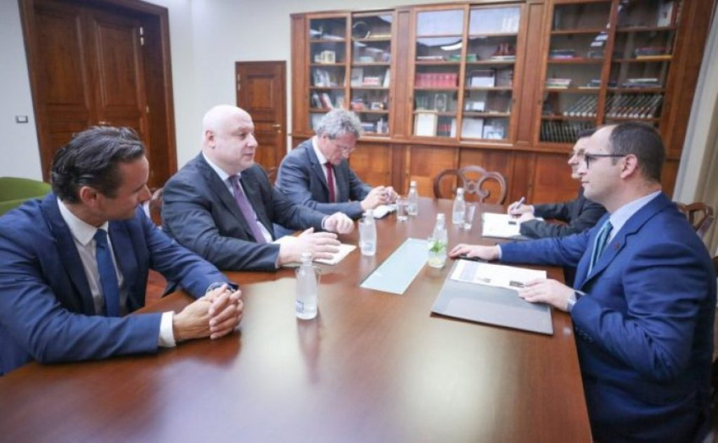George Tsereteli: Shqipëria vlerësime për Reformën në fushën e drejtësisë