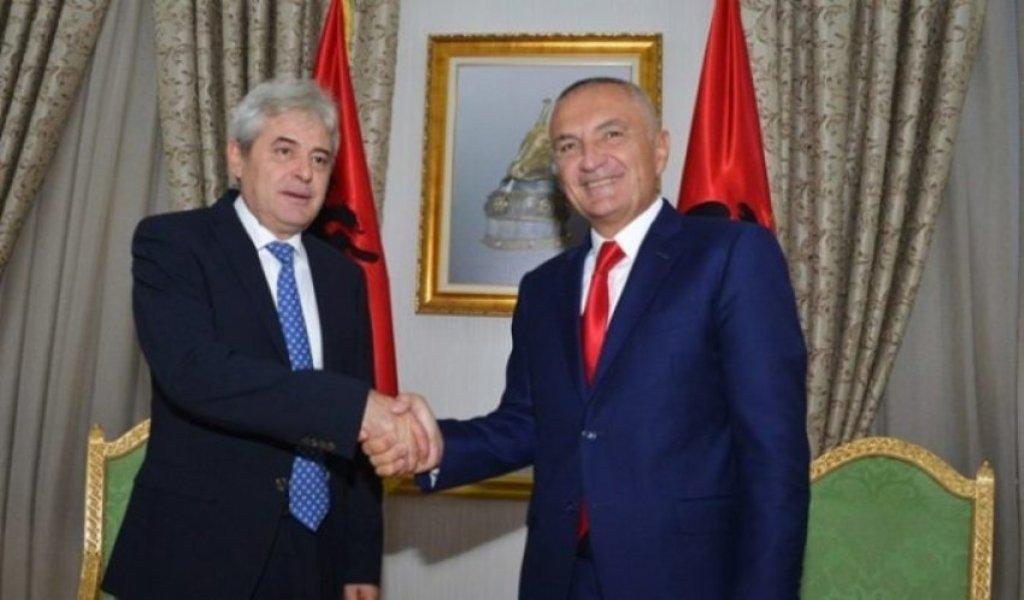 Ilir Meta me liderin e BDI-së, Ali Ahmeti: Faktori politik shqiptar në Maqedoni rol vendimtar
