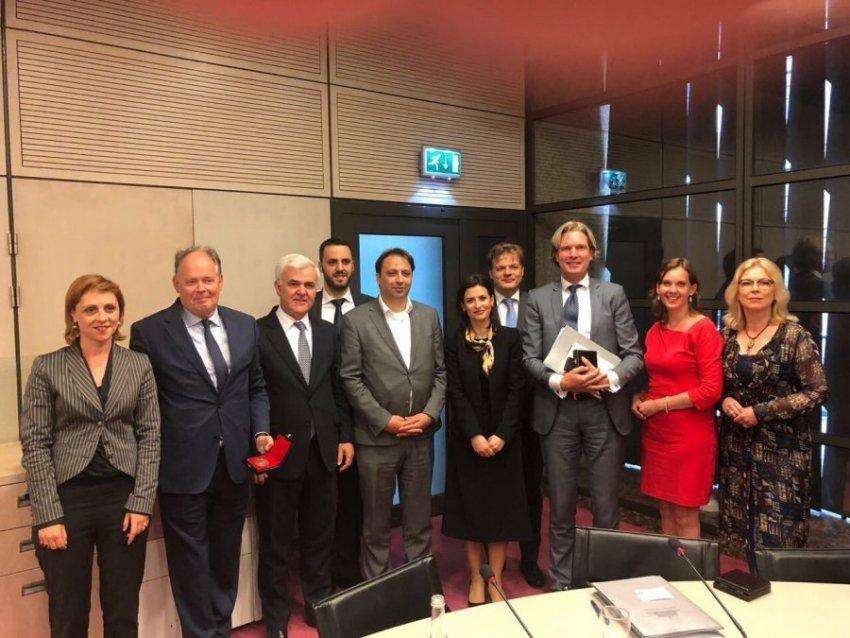 Xhafaj në Holandë: Bashkëpunimi ndërmjet dy vendeve tona, është mëse i domosdoshëm