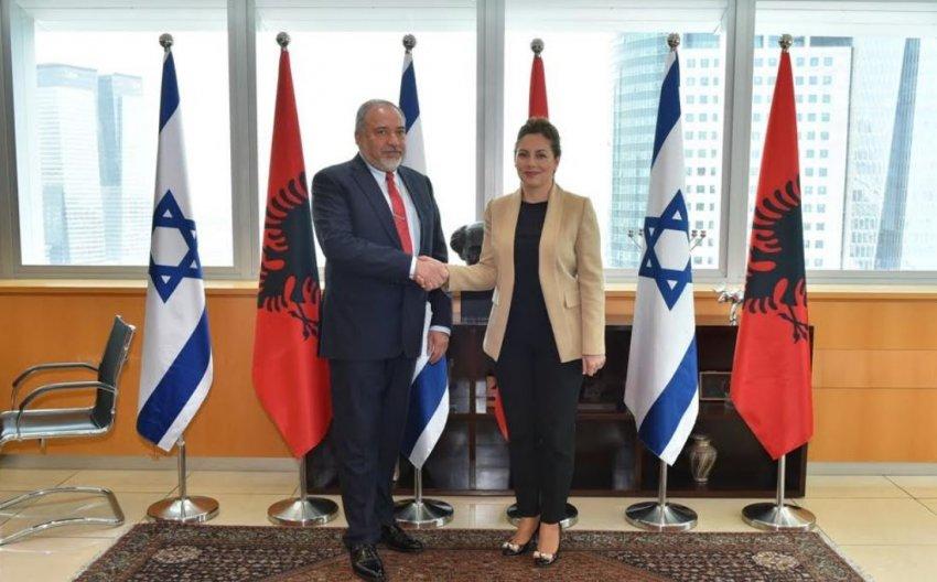 Olta Xhaçka: Izraeli një aleat i vyer i NATO-s
