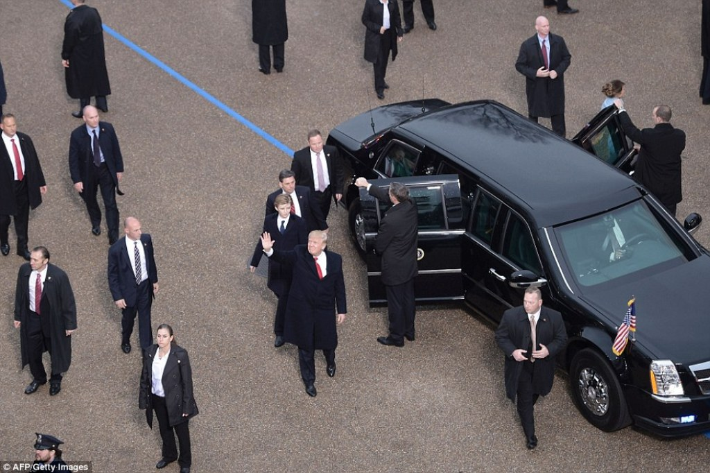 """""""Bisha"""" e Trump shtang Kim Jong-un"""