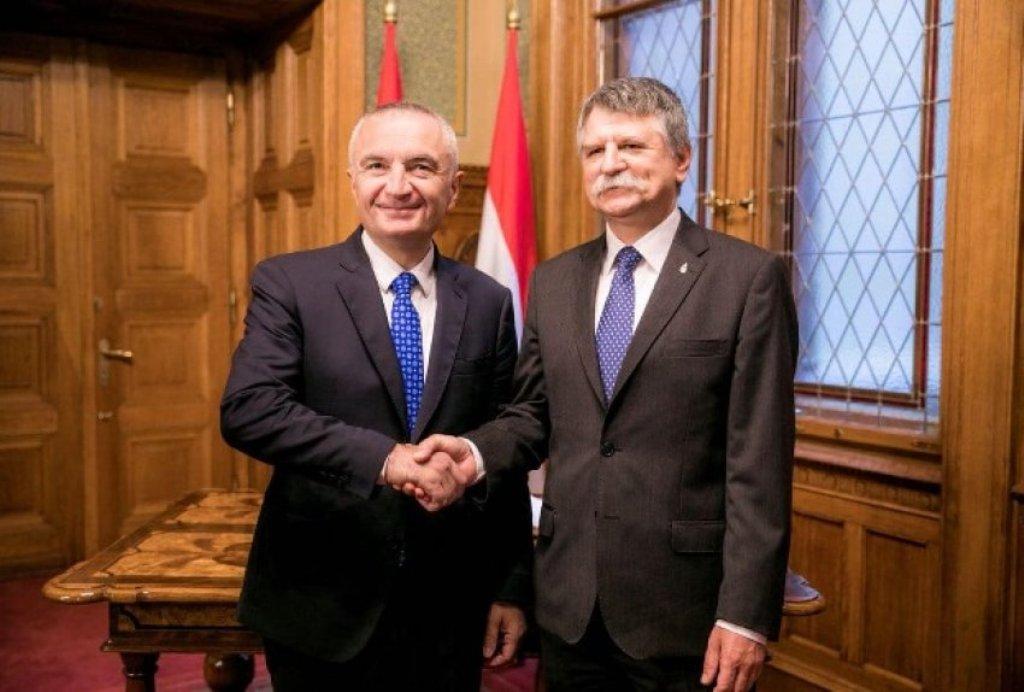 Laszlo Kover: Mbështetje pa asnjë rezervë Shqipërisë në aspiratën e saj europiane
