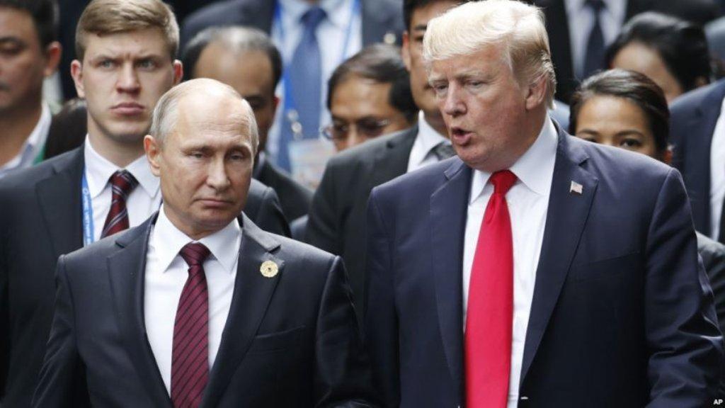 A do takohen Donald Trump dhe Presidenti rus Vladimir Putin?!