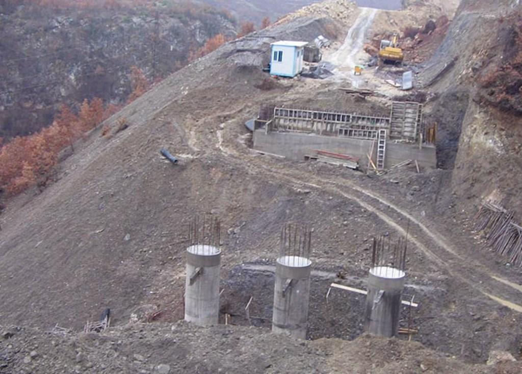 Thumanë-Fushë Krujë-Vorë-Kashar, Orikum–Himarë  dhe Milot-Balldren,me koncesion