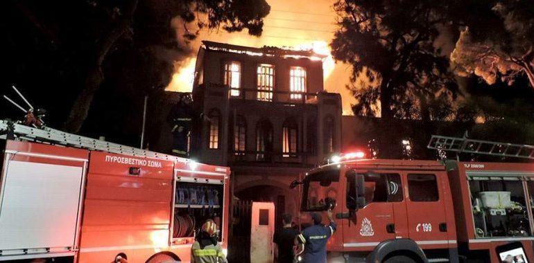 Hetim amerikan për zjarret në Greqi, mendohen të qëllimshme
