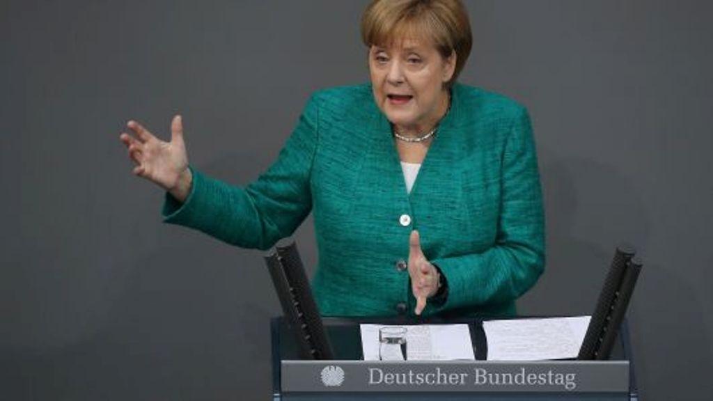 Angela Merkel: Duhet shmangur lufta tregtare me Shtetet e Bashkuara