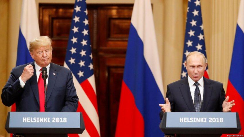 Takimi  Trump-Putin, u parashikua 50 min zgjati dy orë