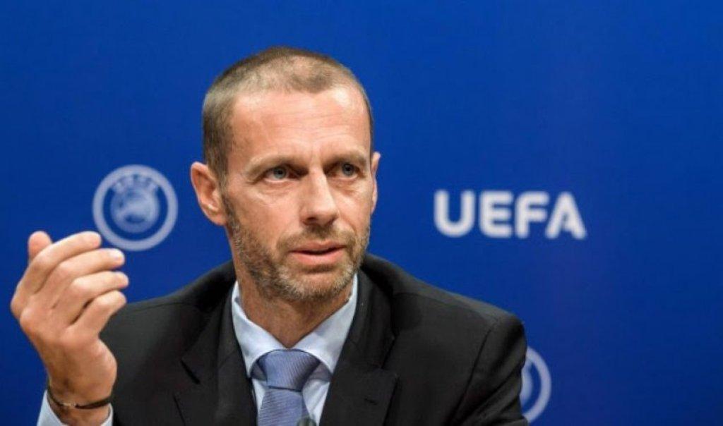 Aleksander Ceferin: Futbolli europian mund të shikojë prapa me krenari