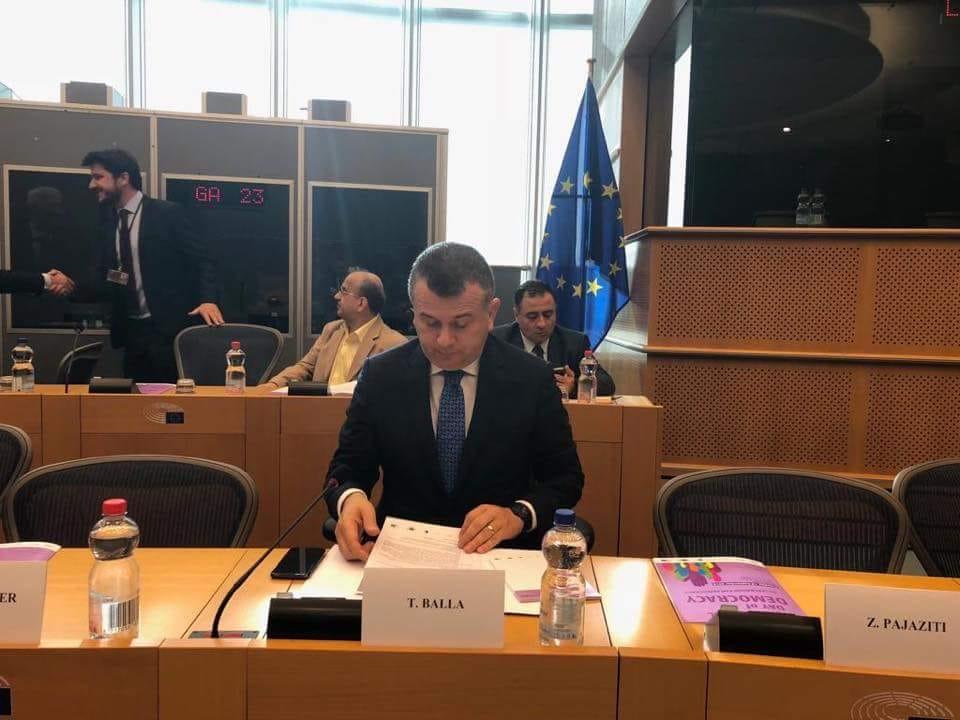"""Balla në """"EU Leadership for Democracy"""": """"Partitë mekanizëm i domosdoshëm në përfshirjen e qytetarëve në vendim-marrje"""""""