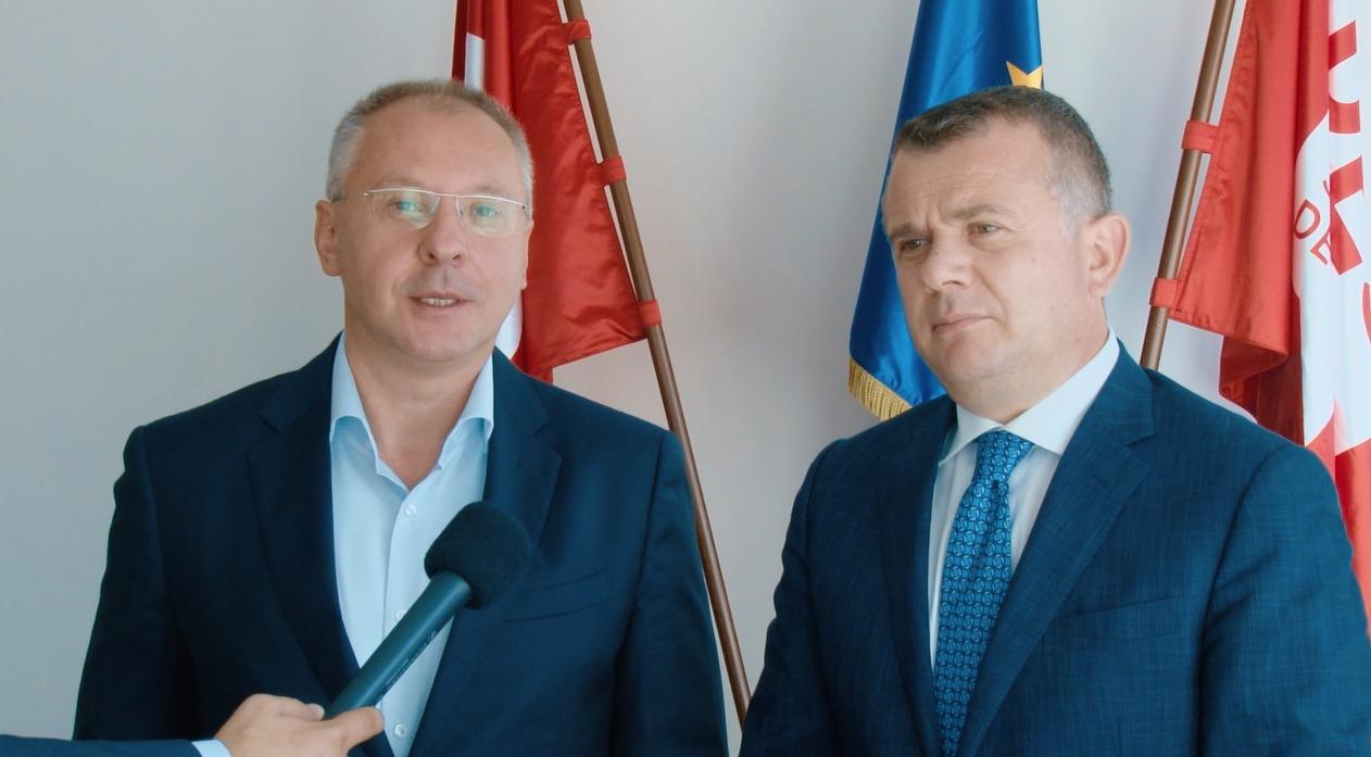 """Stanishev pret Ballën: """"Anëtarësimi i Shqipërisë në BE çështje kombëtare, nuk i shërben vetëm qeverisë, por çdo shqiptari"""""""
