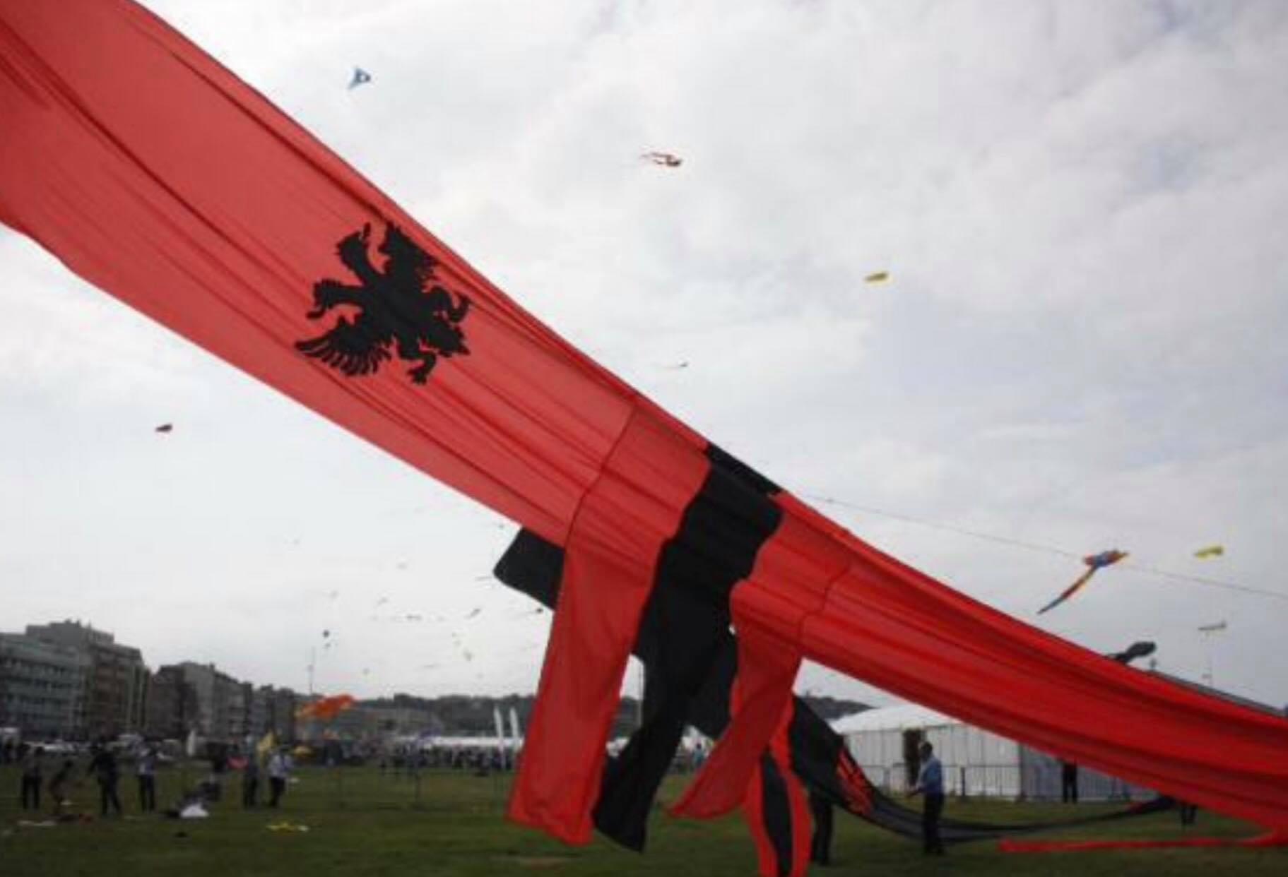 Zamir Mati: Në qytetin Dieppe të Normandisë pjesë e festivalit të 20-të ndërkombëtar të balonave