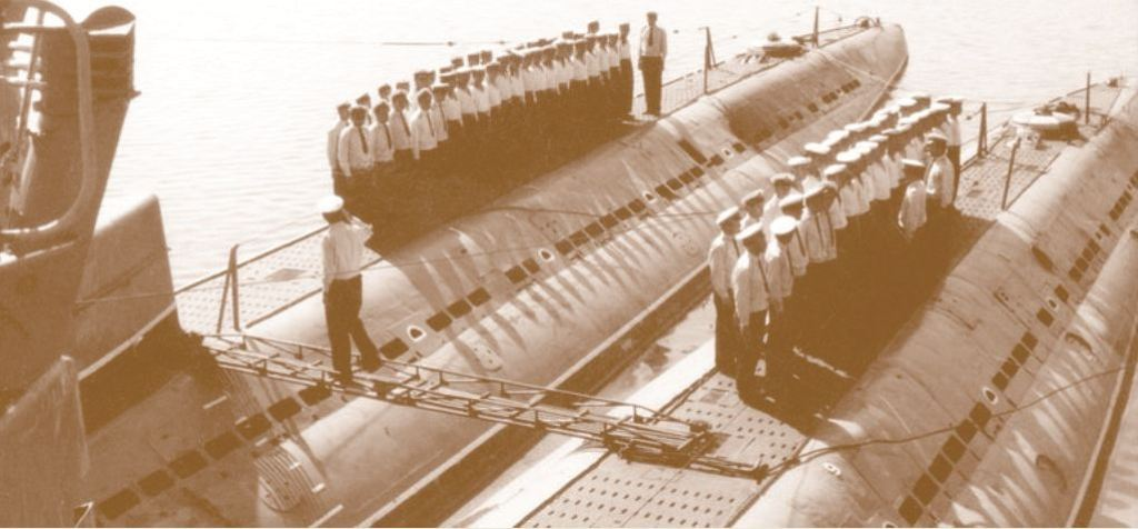 Si e humbën jetën katër marinarë të nëndetëseve të Pashalimanit në '67-ën