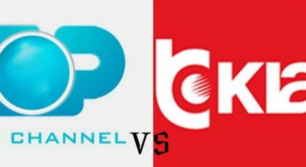 """Ulen """"gjakrat"""" midis dy televizioneve të mëdha shqiptare"""
