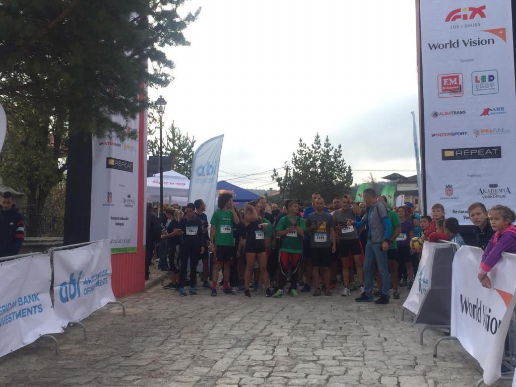 Zhvillohet në Voskopojë maratona e parë e vrapimit në mal