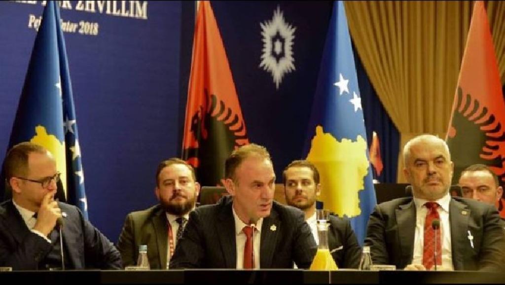 Fatmir Limaj u emërua koordinator kombëtar i dy qeverive