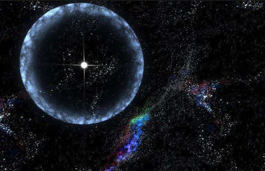 Shkencëtarët marrin sinjale nga një yll i afërt