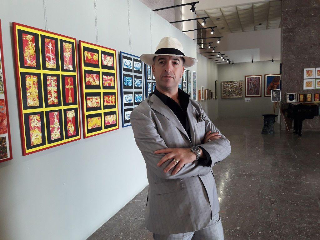 Arti modern pamor në Shqipëri po përparon…
