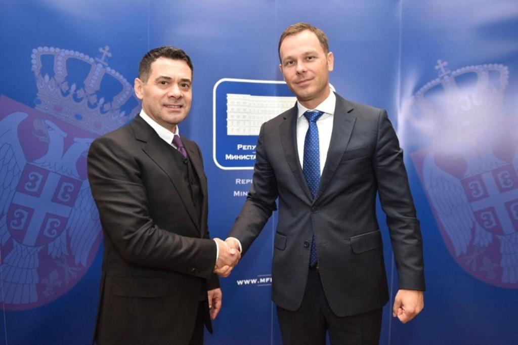Ahmetaj në Serbi: Nxitje bashkëpunimit e shkëmbimeve tregtare