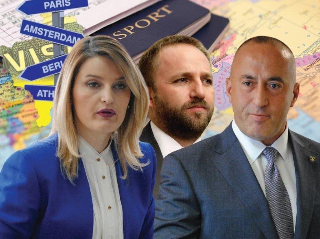 Pacolli: Ramush Haradinaj, Dhurata Hoxha dhe Abelard Tahiri të japin dorëheqje