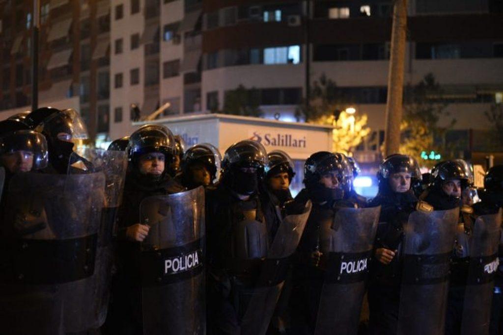"Policia padit banorët e ""Unazës së Re"""