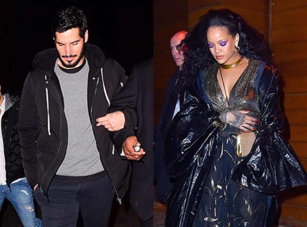 Janë ndarë?! Rihanna dhe miliarderi arab fotografohen bashkë