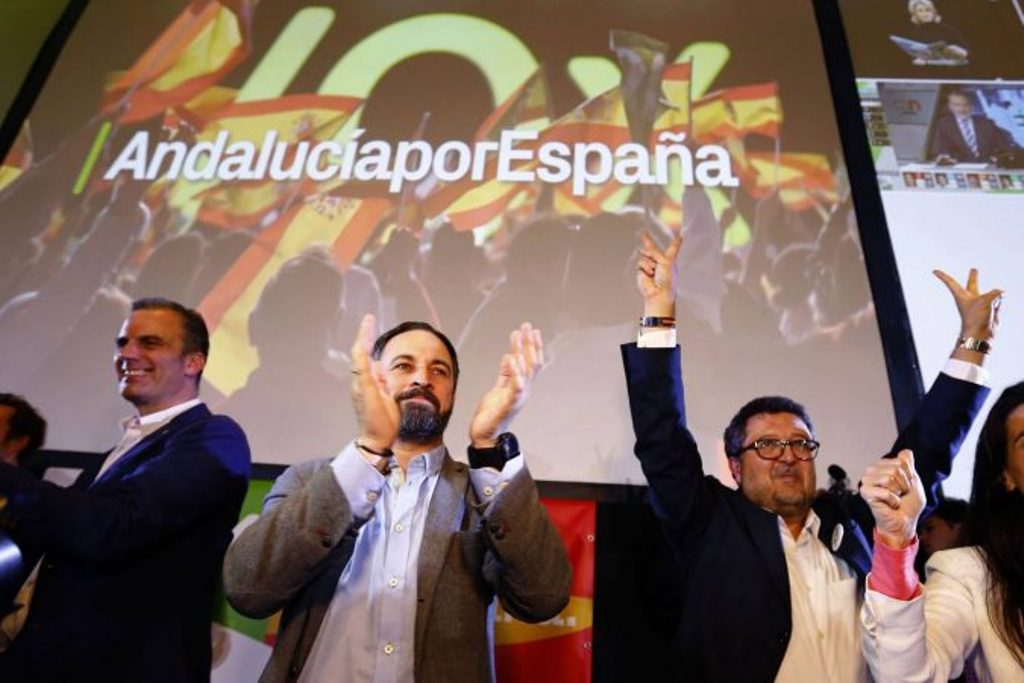 Spanjë, pas 43 vitesh hyn në Parlament ekstremi i djathtë