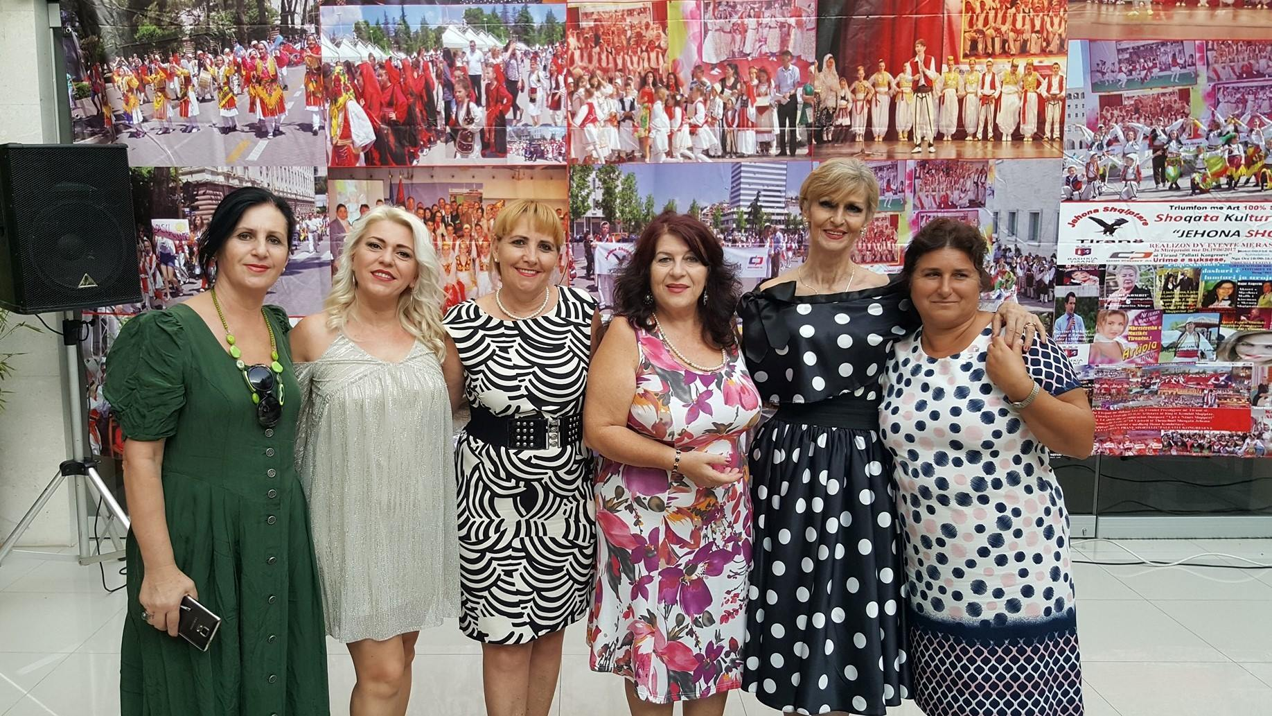 Rolanda Limani: Kudo që jemi të ruajmë me fanatizëm gjuhën e bukur shqipe