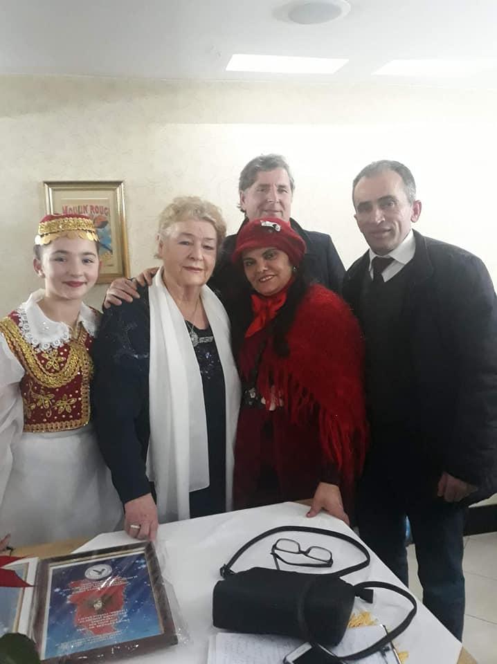 """Dekorimet e Shoqata Kulturore """"Jehona Shqiptare"""""""