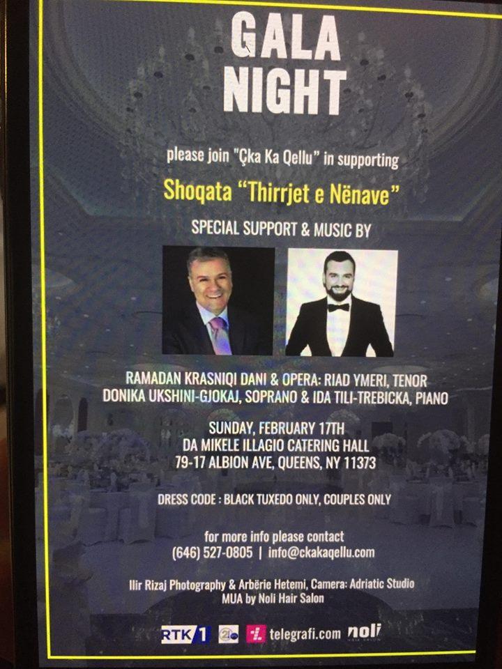 Një mbrëmje për nënat e Gjakovës