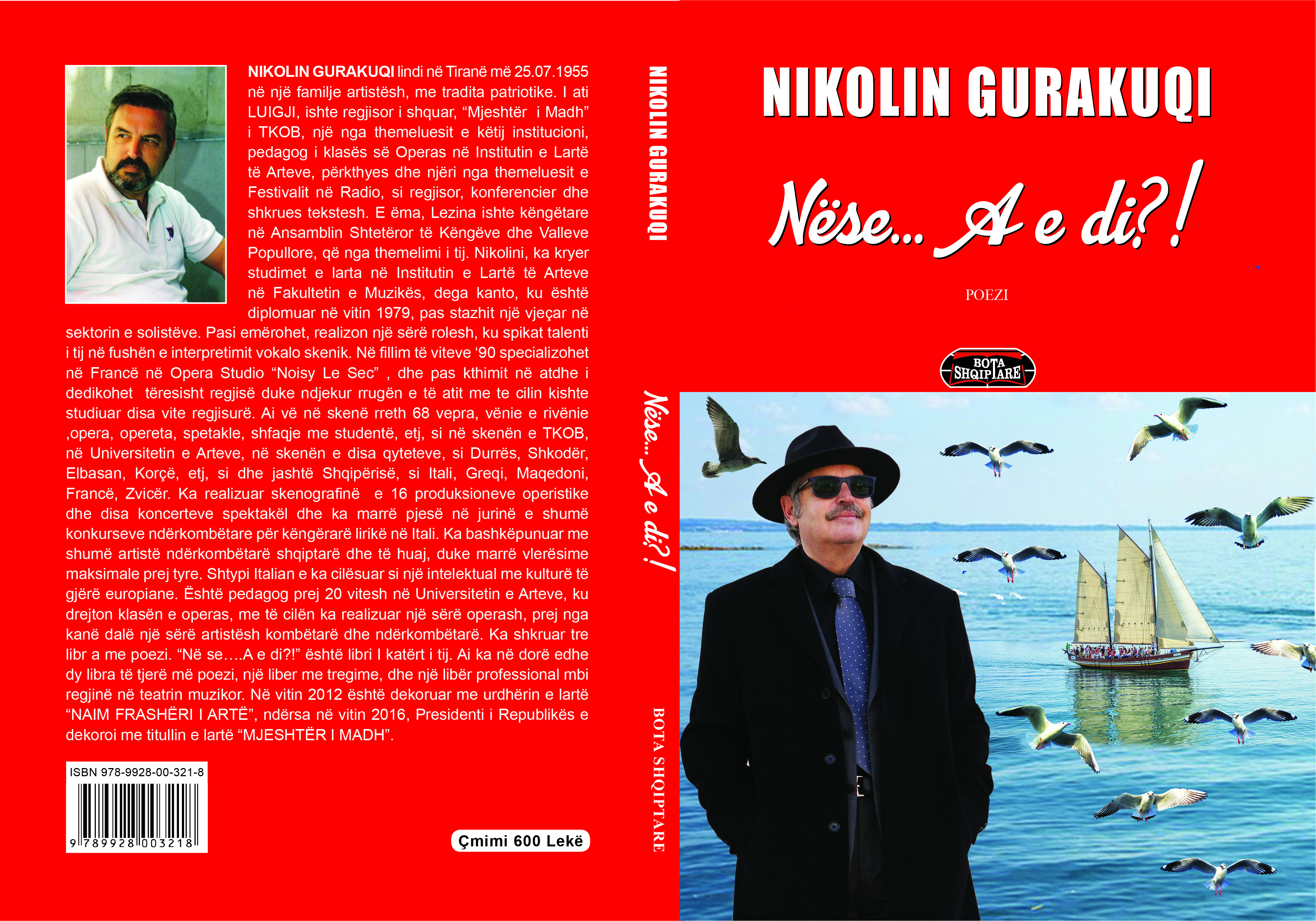 Një libër poetik, filozofik e social i Nikolin Gurakuqit