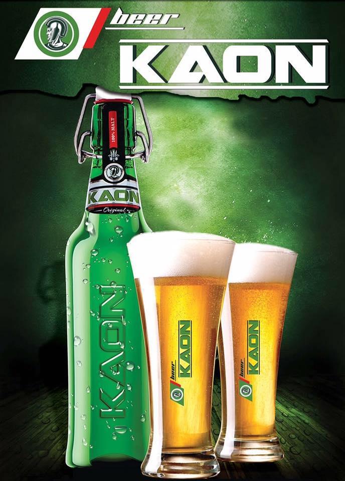 """Birra """"Kaon"""" histori suksesi"""