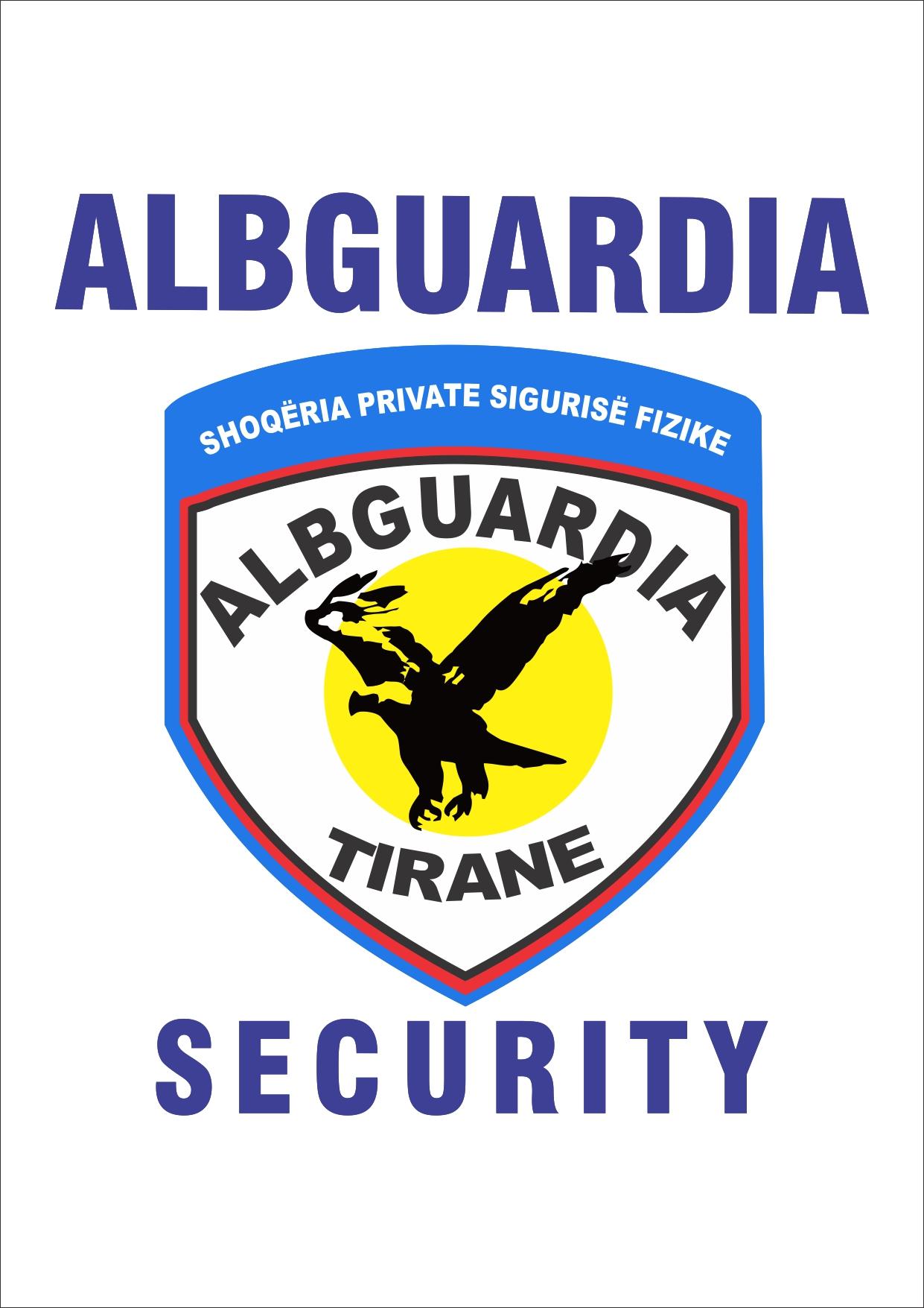 """""""ALBGUARDIA""""sh.p.k  ofron shërbimin e sigurisë fizike absolute"""
