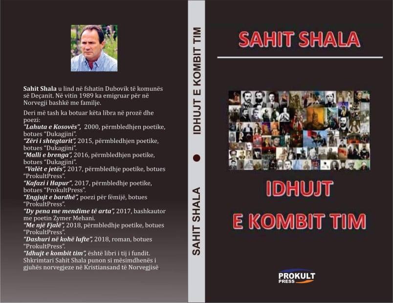 Poezi nga Sahit Shala